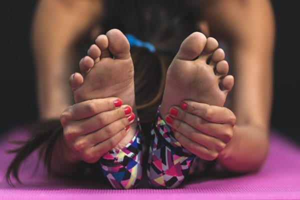 The Foot Benefits of Yoga