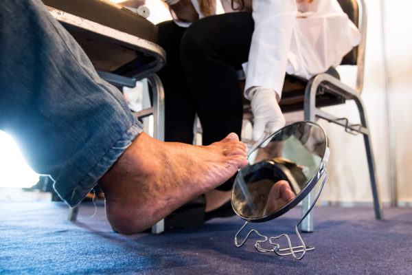 How to Perform a Diabetic Foot Self-Examination