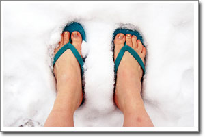 Cold Feet Don't Just Happen At Weddings