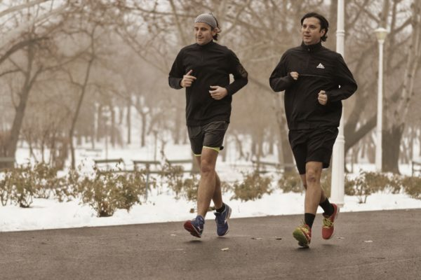 Stress Fractures from Too Much Exercise Too Fast