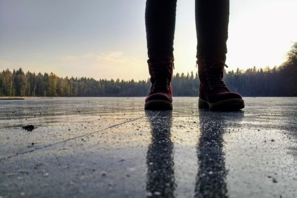 Emergency Foot Care for Slip & Fall Injuries