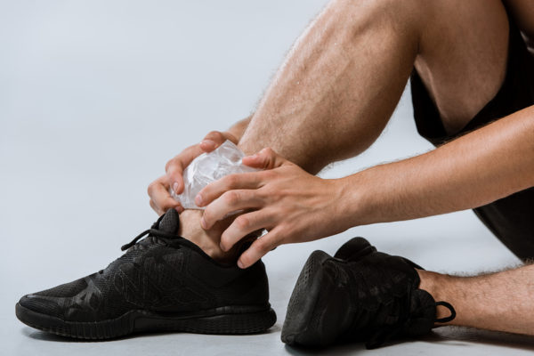 Using R.I.C.E. for Injuries