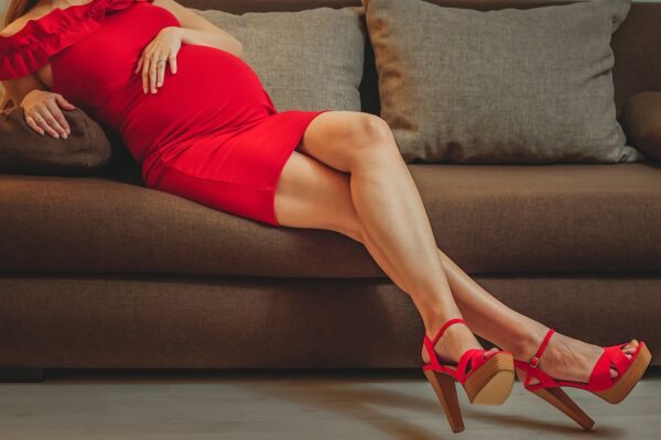 Can I Wear High Heels When Pregnant?